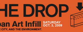 2012+ at The DROP: Urban Art Infill