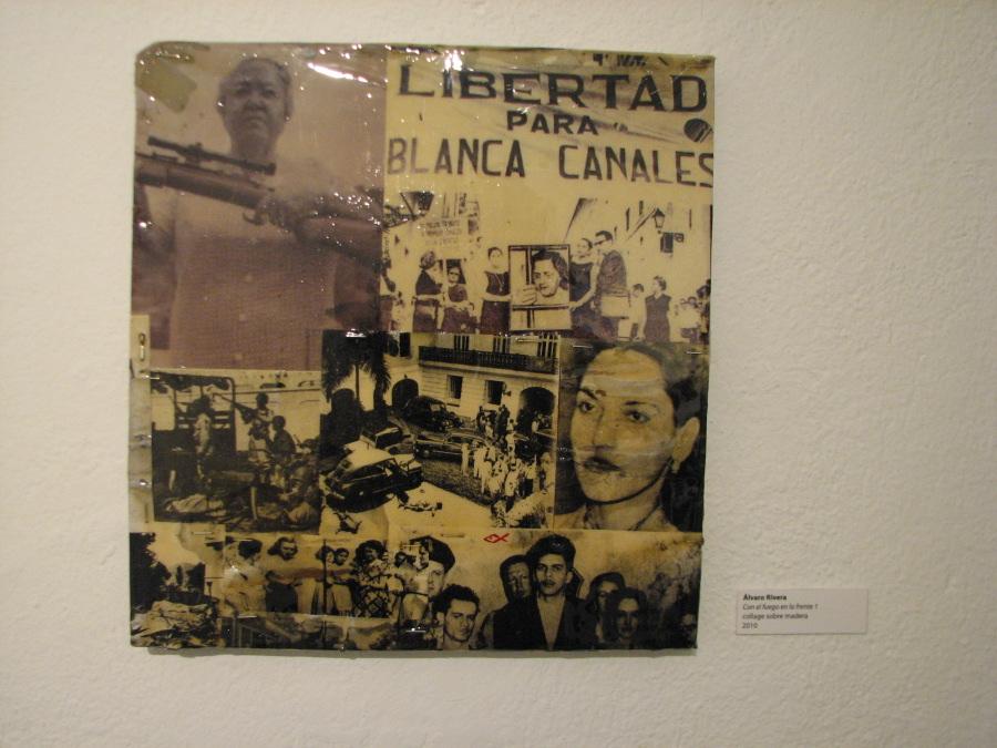 Alvaro Rivera - Con el fuego en la frente