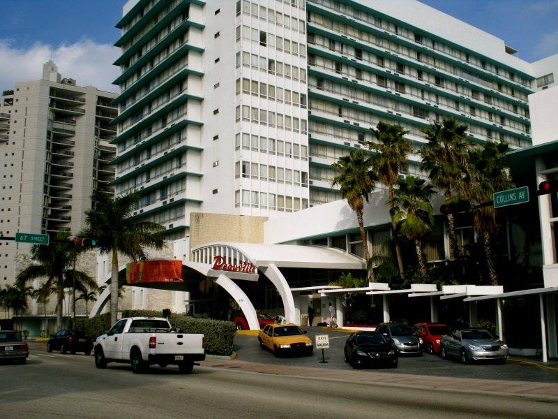 The Deauville Beach Resort Hotel
