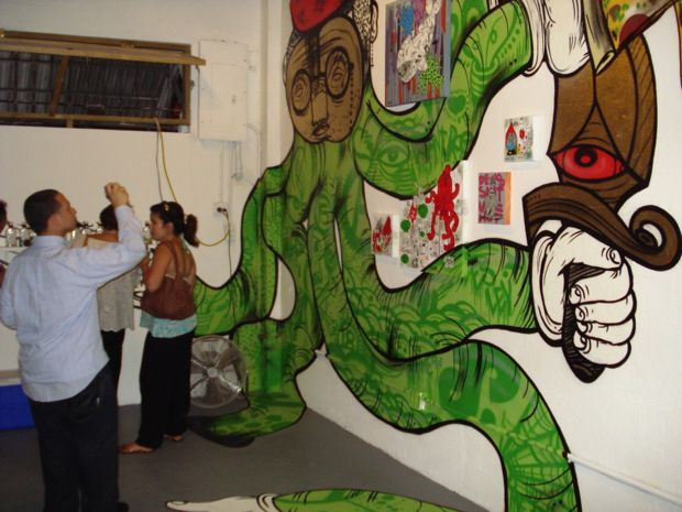 Santurce es Ley: 787 Studios