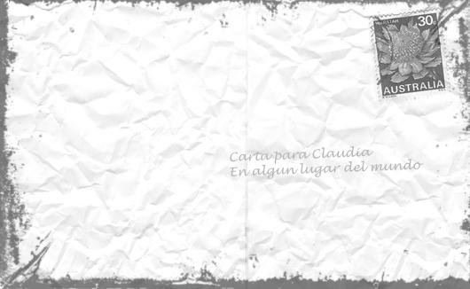 Segunda Carta a Claudia
