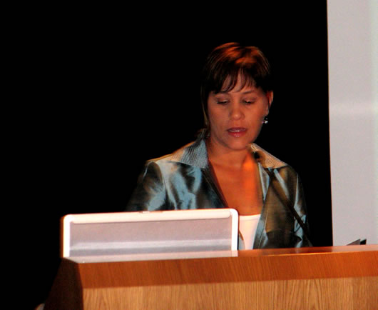 Lcda. Frances Santiago