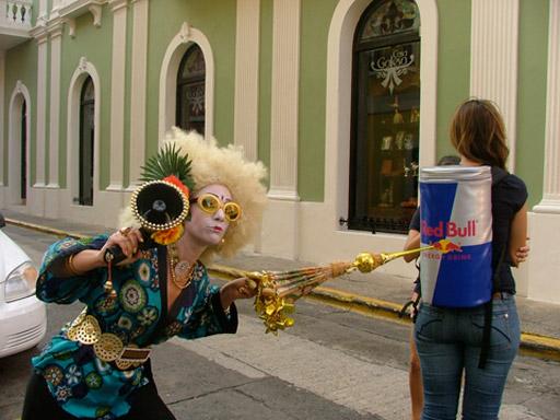 Relato Hurtado: Holly Fiesta Advertisin!