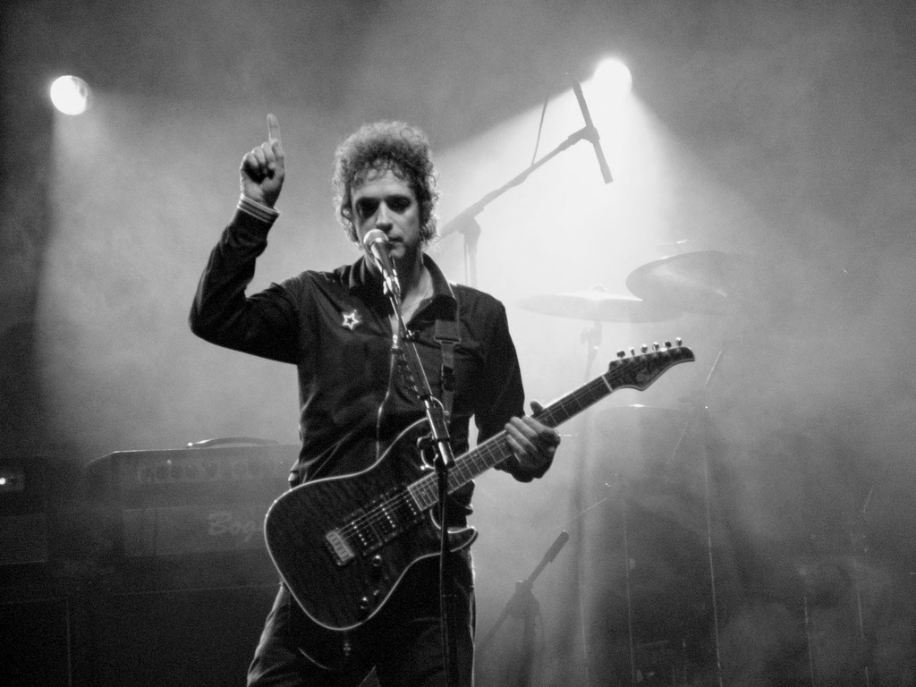 Gustavo Cerati | Photo by Annais Ferreira