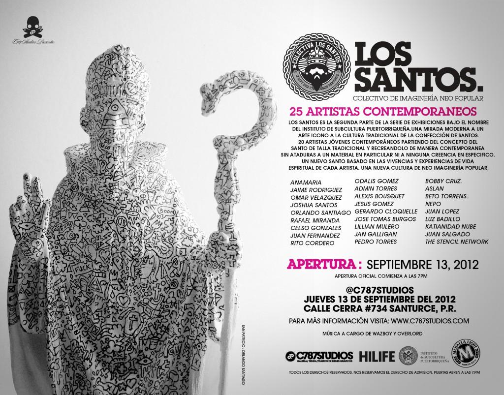 Colectiva Los Santos