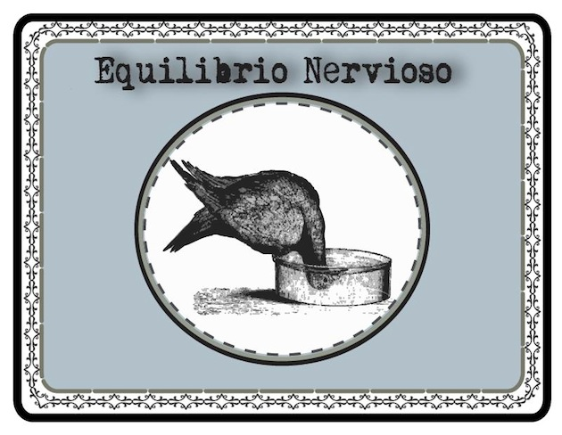 Exhibición: Equilibrio Nervioso de Catherine Matos y Karla Cott