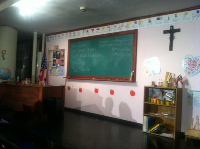 Catecismo de Noche con la Hermana Teresa