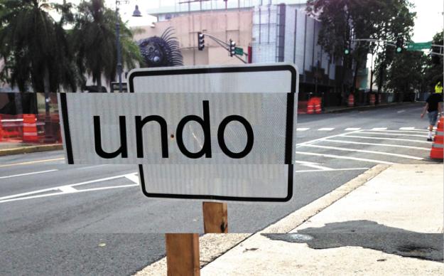 """UNDO"" de Omar Velázquez"
