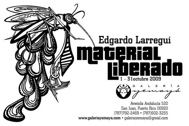 Material Liberado de Edgardo Larregui