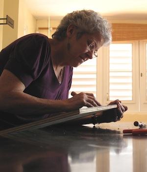 Consuelo Gotay: El Beso de la Tinta