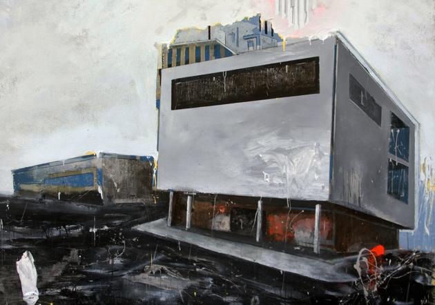 Landscapes – Exhibición de Rogelio Báez Vega